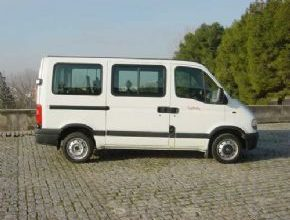 Nissan Interstar 9 plazas