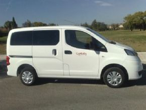 Nissan NV 200 5 Plazas