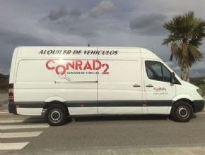 FURGON MERCEDES BENZ SPRINTER 311 CDI GRAN VOLUMEN